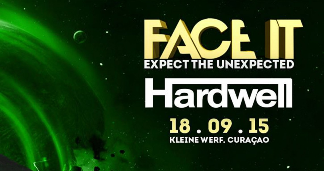 KBK Visuals at Face It with Hardwell