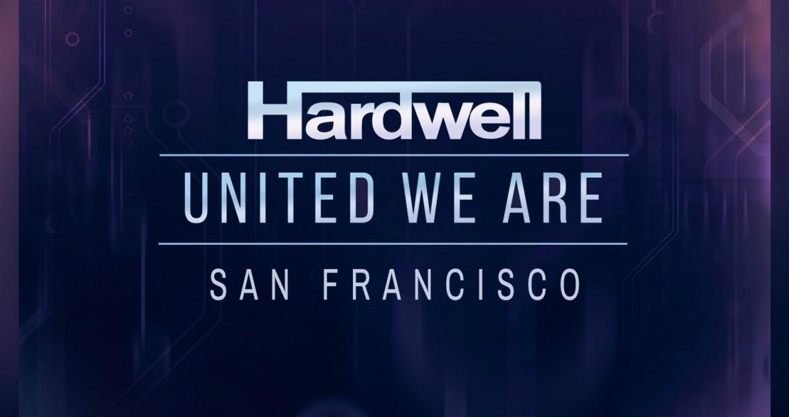 KBK Visuals at I am Hardwell United We are San Francisco