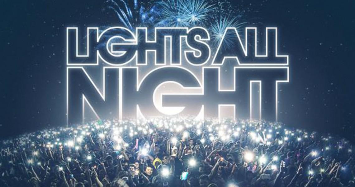 KBK Visuals at Lights All Night