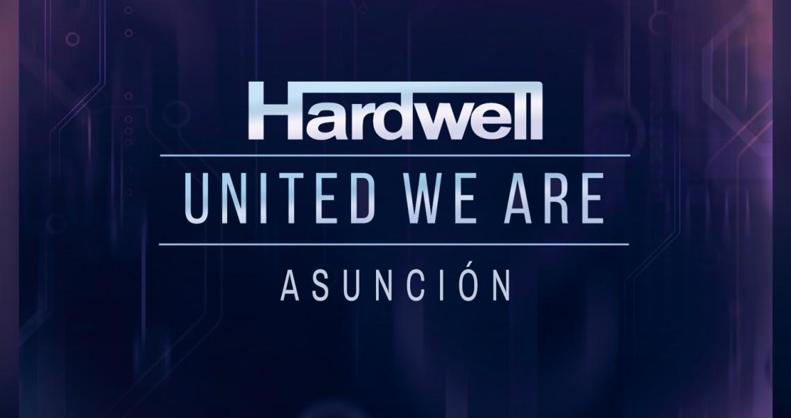 KBK Visuals at I am Hardwell United We are ASUNCIÓN