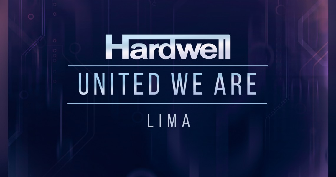 KBK Visuals at I am Hardwell United We are LIMA