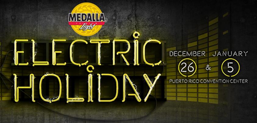 KBK Visuals at electric holiday w Hardwell
