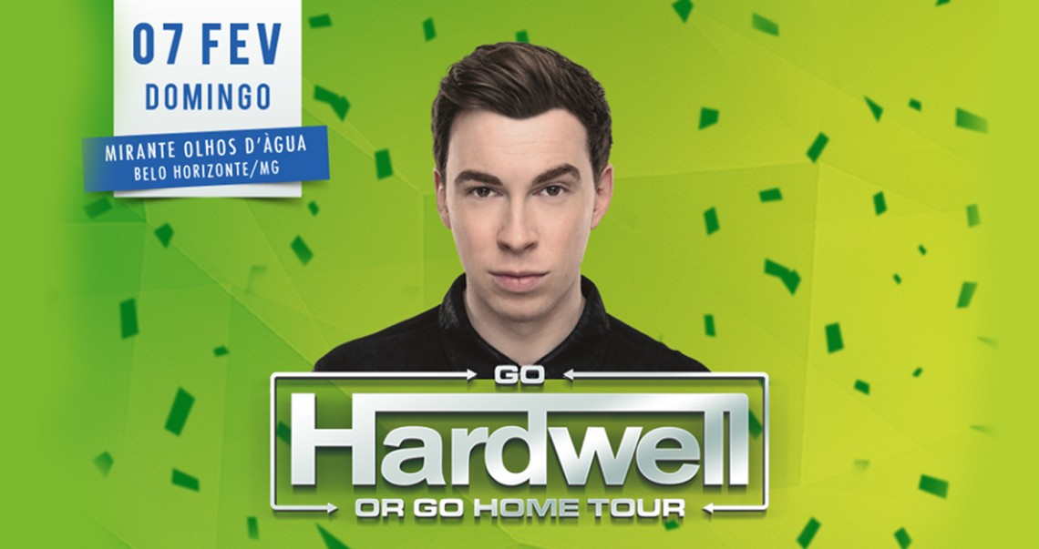 KBK Visuals at Hardwell Carnival Tour Belo Horizonte