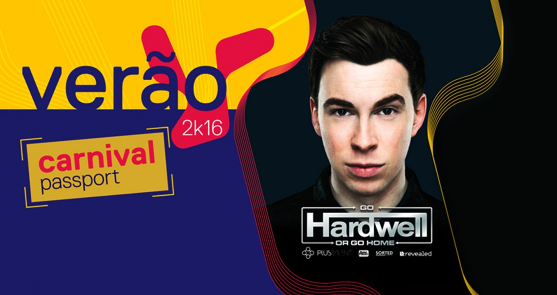 KBK Visuals at Hardwell Carnival Tour Valinhos