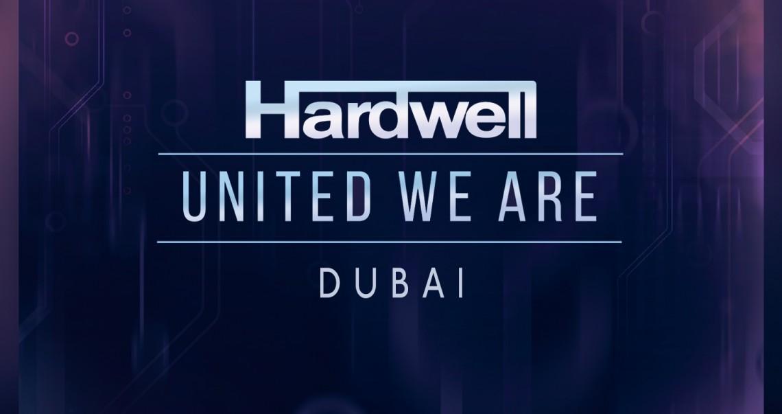 KBK Visuals at I am Hardwell United We are DUBAI