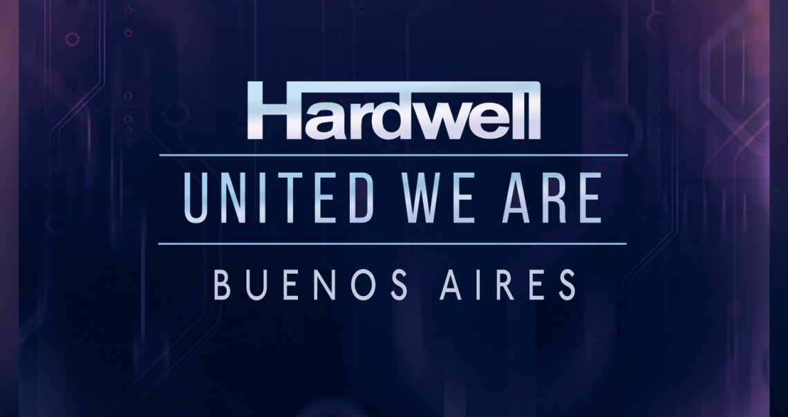 KBK Visuals at I am Hardwell United We are DUBAIBUENOS AIRES