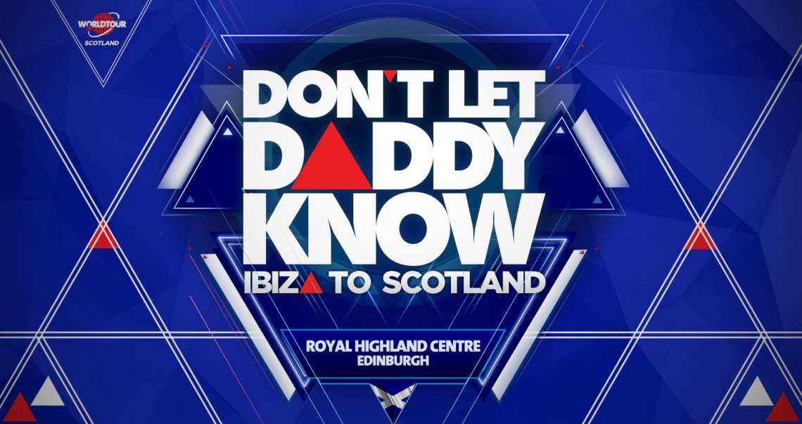 KBK Visuals at Dont Let Daddy Know Scotland