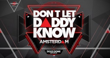 KBK Visuals at Dont Let Daddy Know Amsterdam