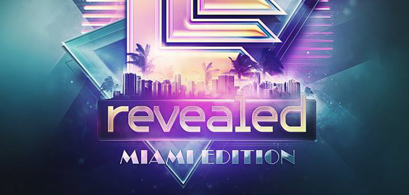 KBK Visuals at Revealed Miami Editiont w Hardwell