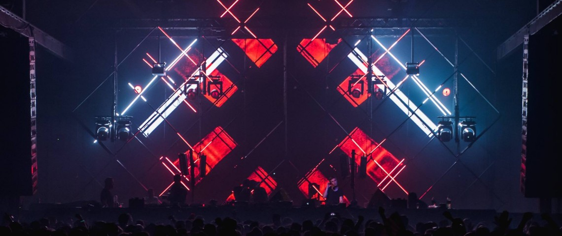 KBK Visuals at Awakenings Eindhoven 2016