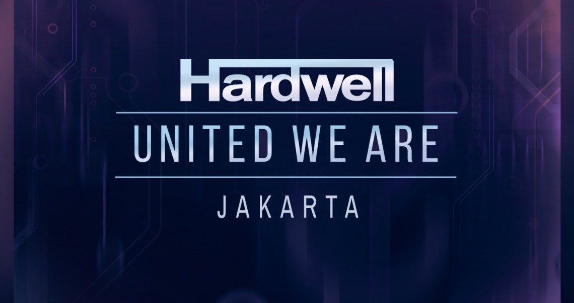 KBK Visuals at I am Hardwell United We are JAKARTA
