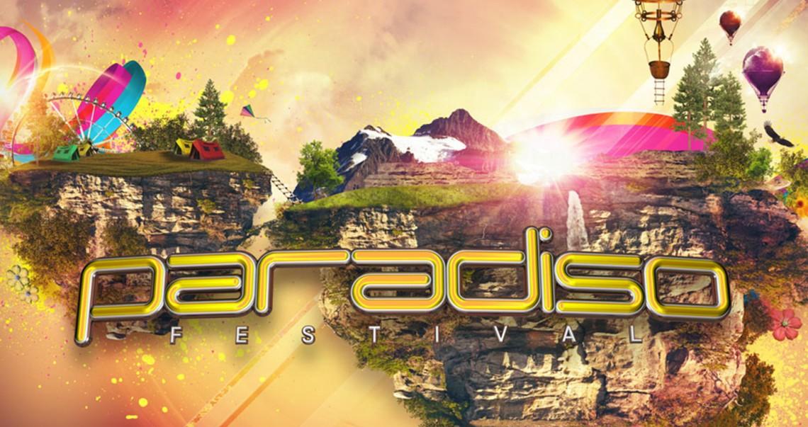 KBK Visuals at Paradiso Festival