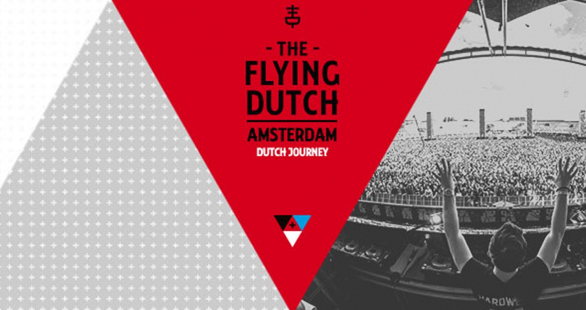 KBK Visuals at The Flying Dutch Amsterdam