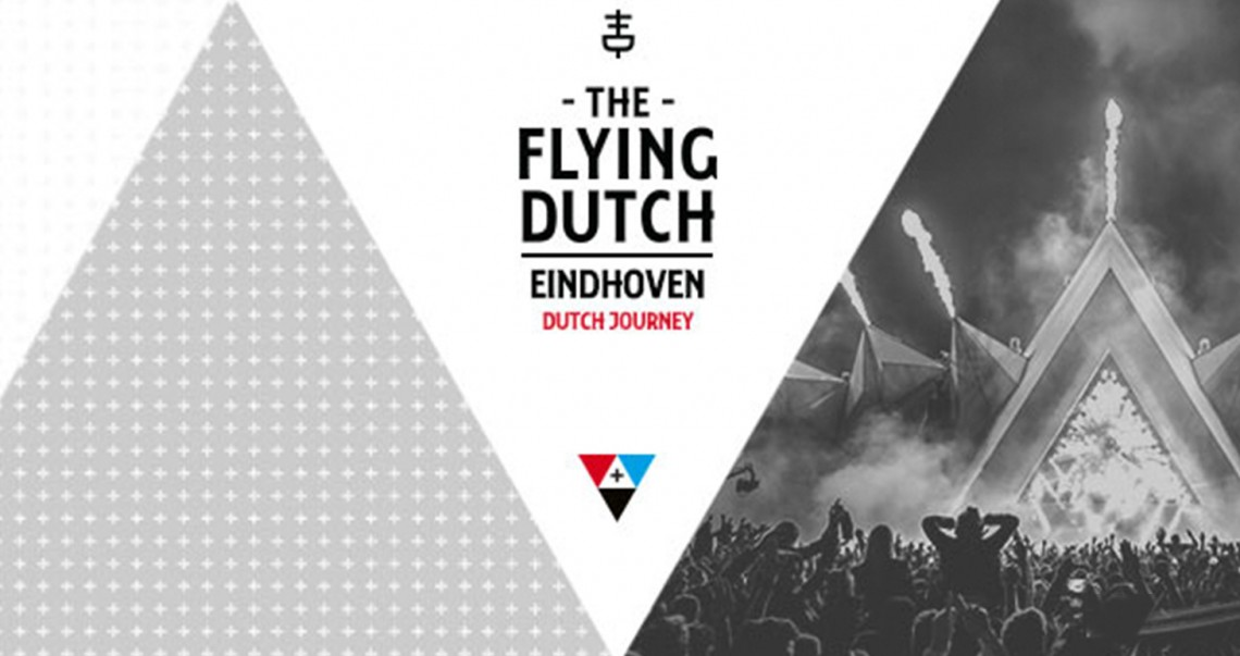 KBK Visuals at The Flying Dutch Eindhoven