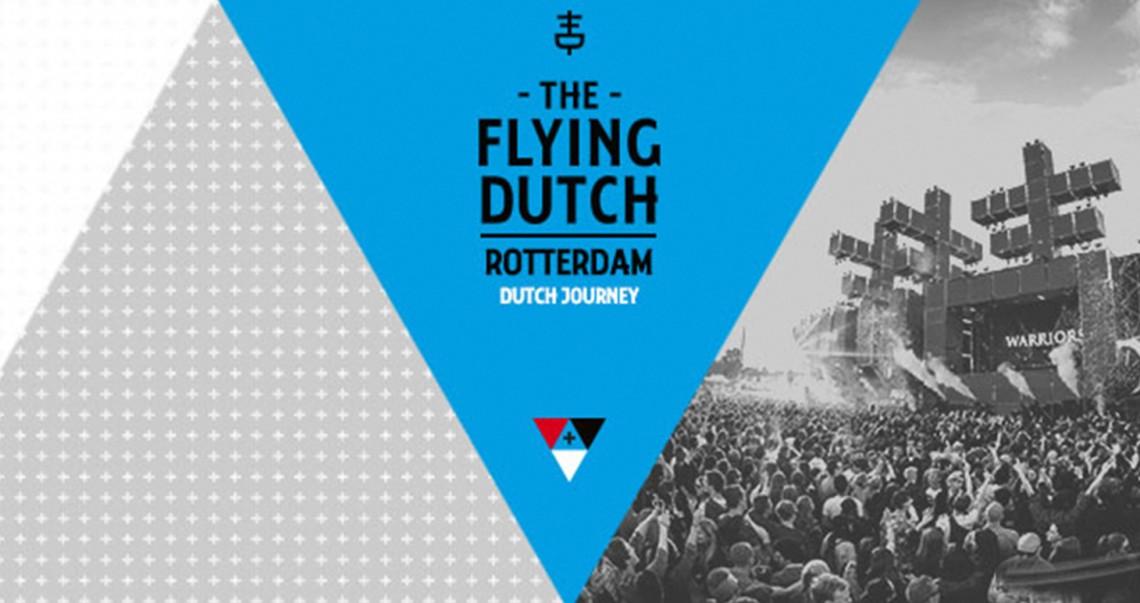 KBK Visuals at The Fying Dutch Rotterdam