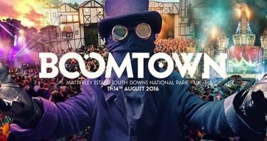 KBK Visuals at Boomtown 2