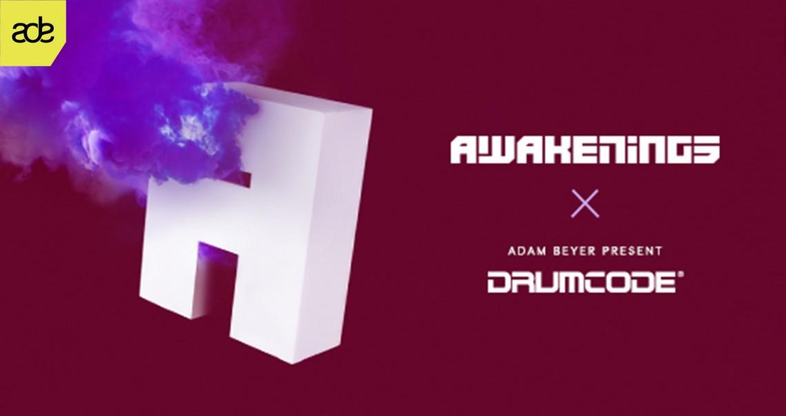 KBK Visuals at Awakenings x Drumcode ADE