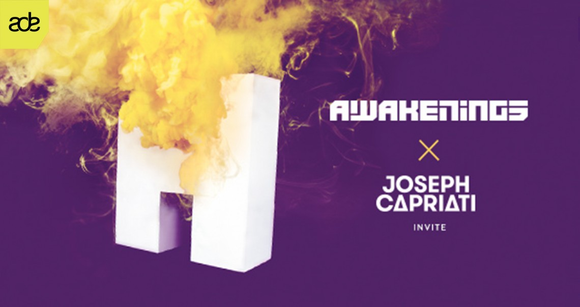 KBK Visuals at Awakenings x Joseph Capriati ADE