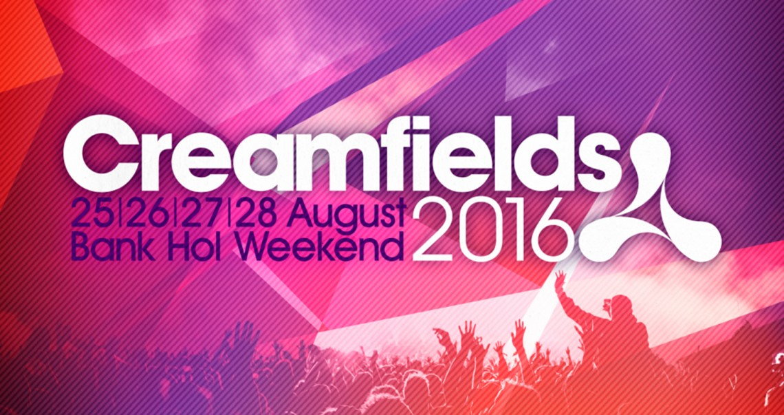 KBK Visuals at Creamfields 2016