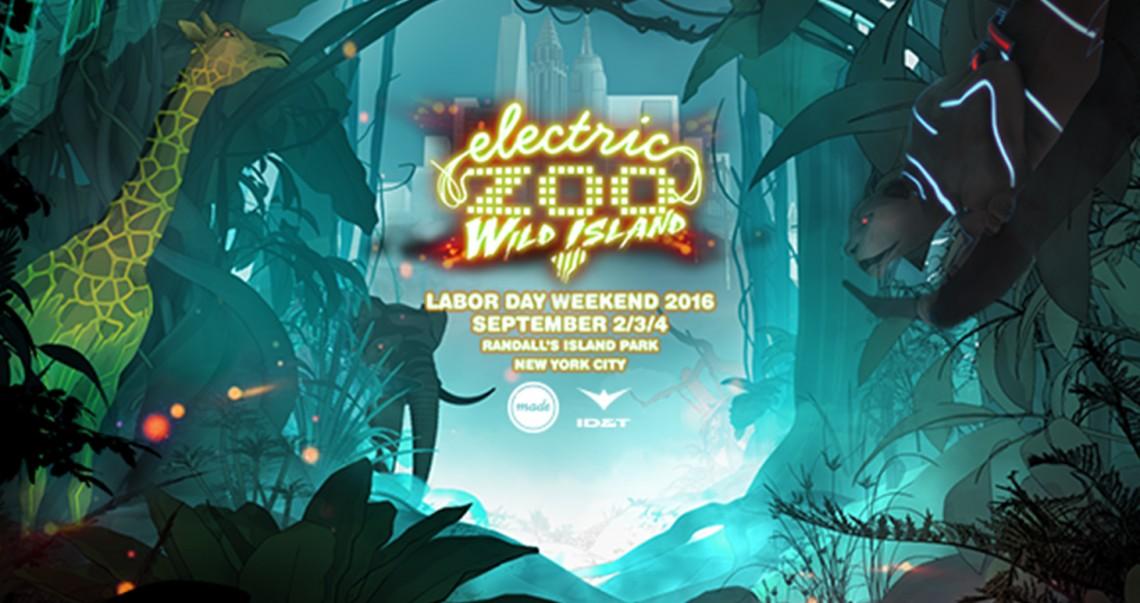 KBK Visuals at Electric Zoo NY