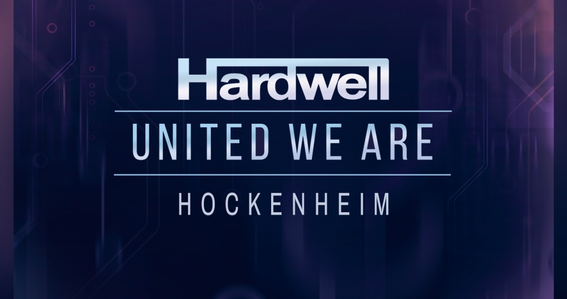 KBK Visuals at I am Hardwell United Are Hockenheim