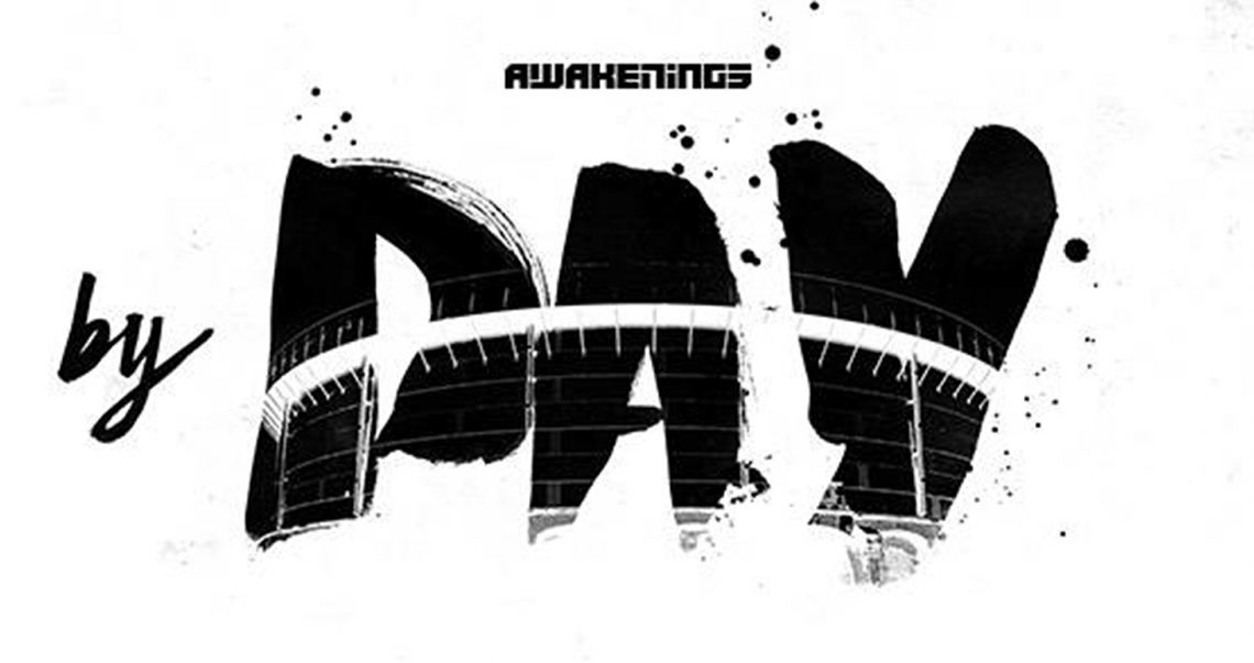 KBK Visuals at Awakenings 20Y Anniversary by Day