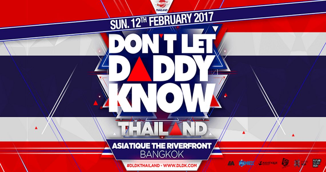 KBK Visuals at DLDK Thailand
