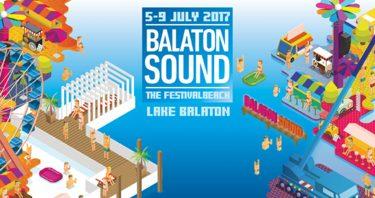 KBK Visuals at Balaton Sound