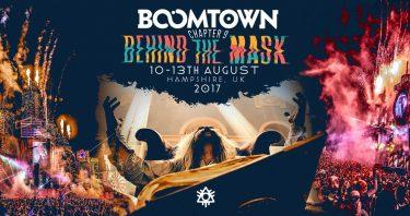 KBK Visuals at Boomtown Fair