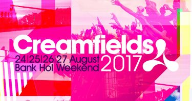 KBK Visuals at Creamfields with Hardwell