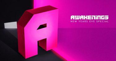KBK Visuals at Awakenings NYE