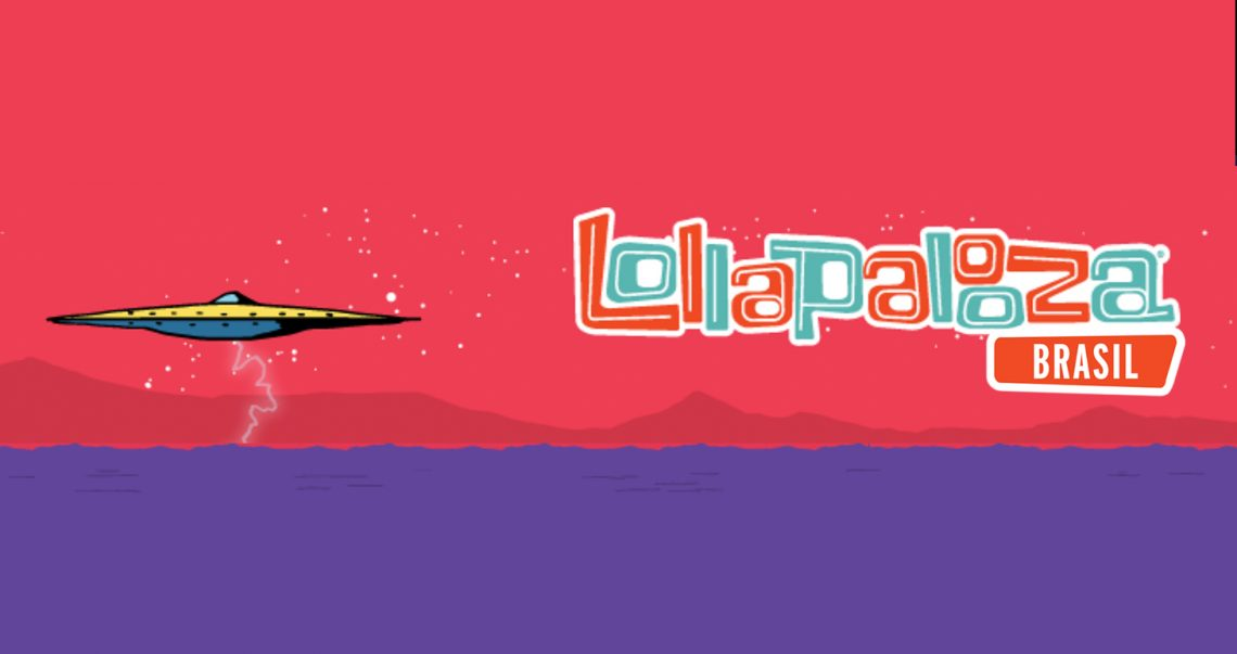 KBK Visuals at Lollapalooza Brasil