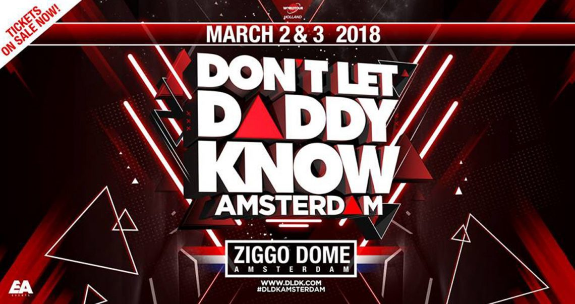 KBK Visuals at DLDK Amsterdam