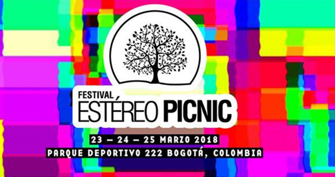 KBK Visuals at Festival Estereo Picnic