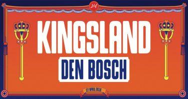 KBK Visuals at kingsland Den Bosch Hardwell