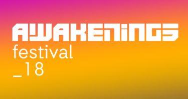 KBK Visuals at Awakenings Festival
