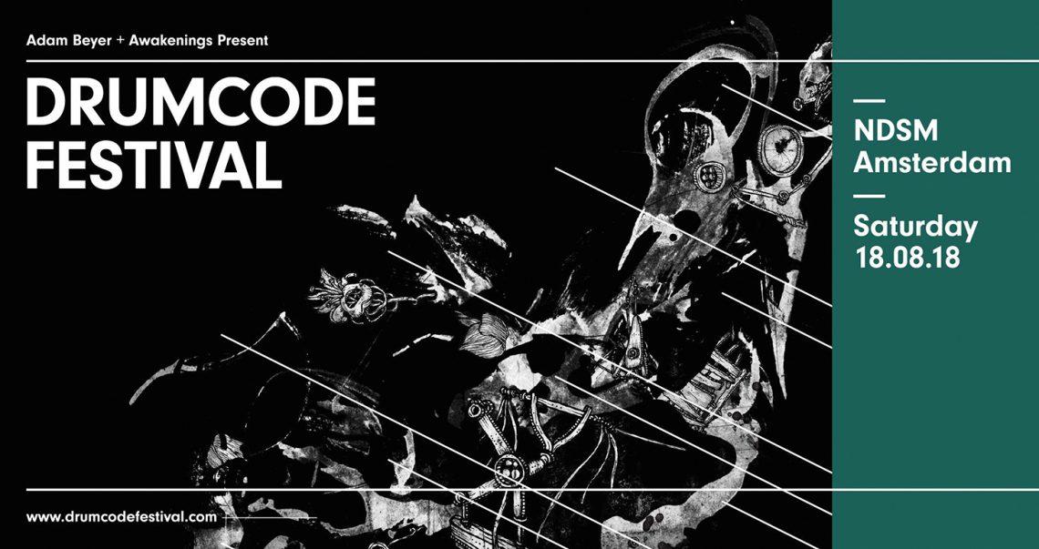 KBK Visuals at Drumcode Festival