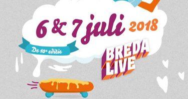 KBK Visuals at Breda Live with Hardwell
