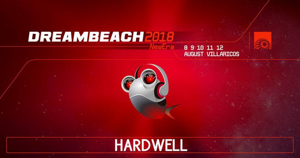 KBK Visuals at Dreambeach with Hardwell