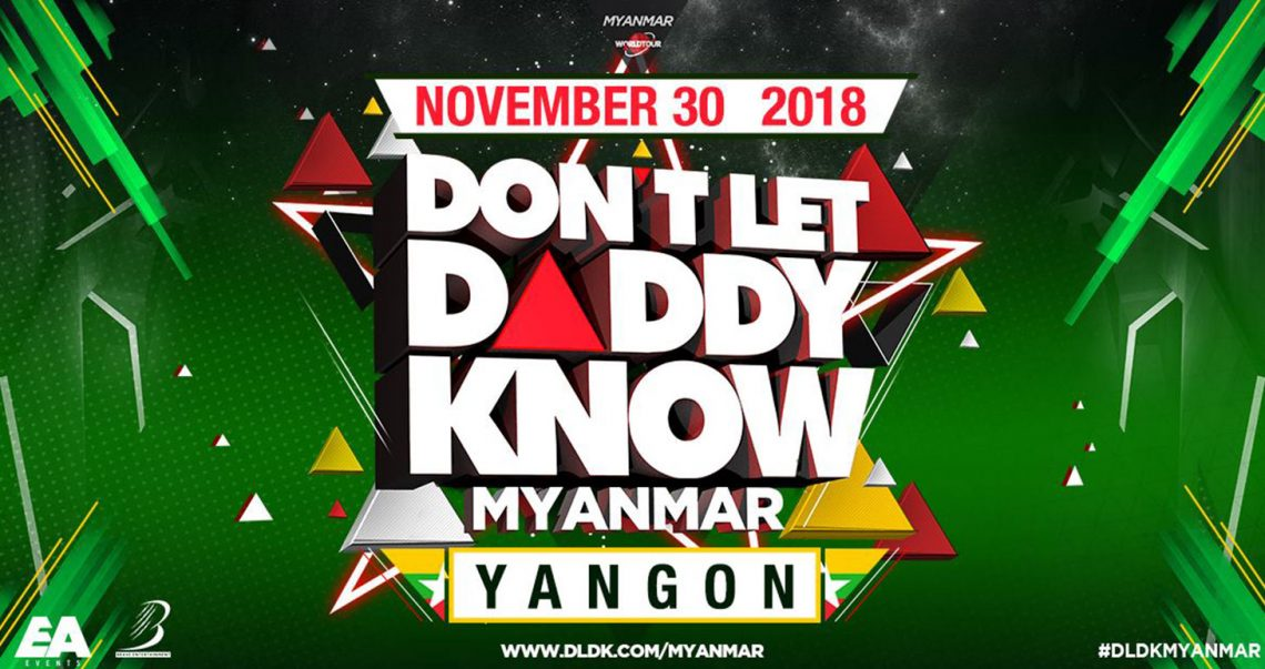 KBK Visuals at DLDK Myanmar