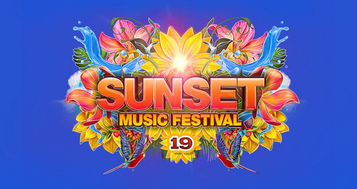 KBK Visuals at Sunset Music Festival