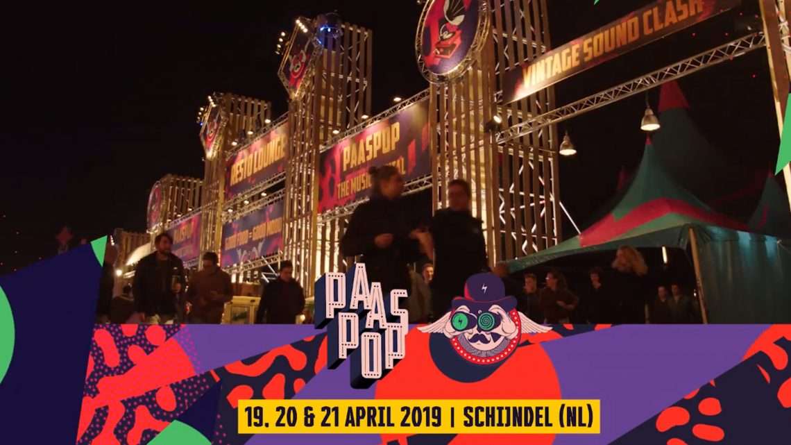 KBK Visuals at Paaspop 2019