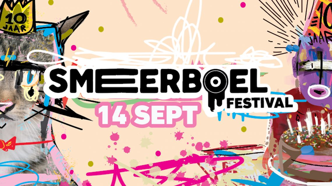 KBK Visuals at Smeerboel Festival 2019