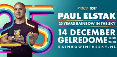 KBK Visuals at Paul Estak - 25 Years of Rainbow in the Sky