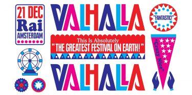 KBK Visuals at Valhalla Festival 2019