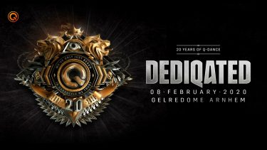 KBK Visuals at DEDIQATED | 20 years of Q-dance
