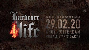 KBK Visuals at Hardcore4life - 20 years of Hardcore legacy
