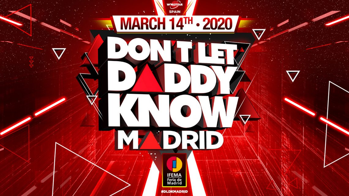 KBK Visuals at DON'T LET DADDY KNOW